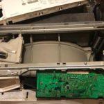 Ремонт стиральной машины Бош классик ( Bosch Classixx 6 )Ремонт эл.модуля,электро двигателя